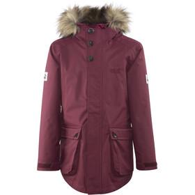 610c00c4 jack wolfskin elk island jakke rød find outdoortøj sko & udstyr på nettet dk